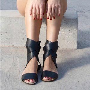 Aminah Abdul Jillil Wrap Sandals